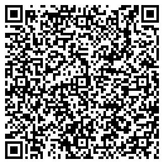 QR-код с контактной информацией организации ЗАО ТУРКИНО