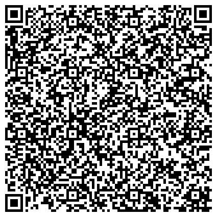 QR-код с контактной информацией организации БЕЛОГЛИНСКАЯ РАЙОННАЯ СЭС