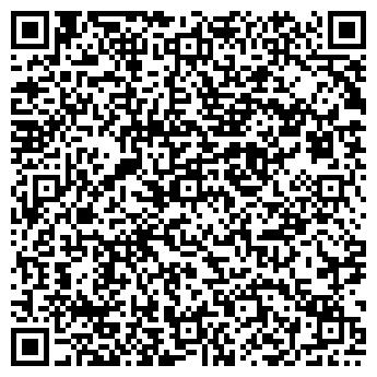 QR-код с контактной информацией организации Летучая Рыба