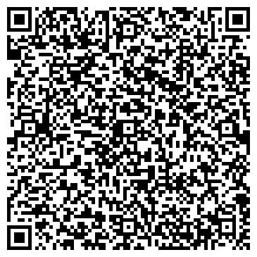QR-код с контактной информацией организации ХЛЕБОЗАВОД ЗАО ТРАКТОРОЗАВОДСКИЙ ХЛЕБОКОМБИНАТ № 8