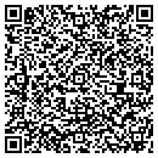 QR-код с контактной информацией организации МЭГИТ-ПЛЮС