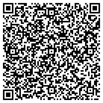 QR-код с контактной информацией организации ЮКАРТ