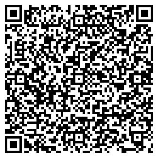QR-код с контактной информацией организации КНИГА ГОП
