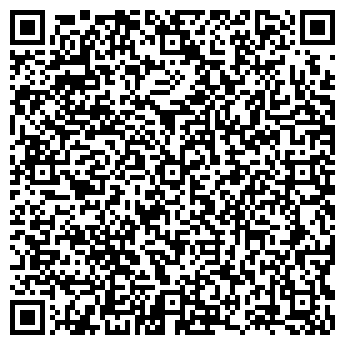 QR-код с контактной информацией организации ООО ИНТЕРТЕХ