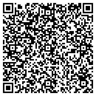 QR-код с контактной информацией организации БЛЕСК, ЗАО