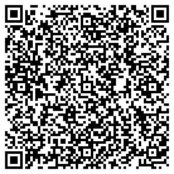 QR-код с контактной информацией организации ТЕССУТИ МАГАЗИН ТКАНИ