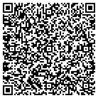 QR-код с контактной информацией организации интернет магазин PORTM