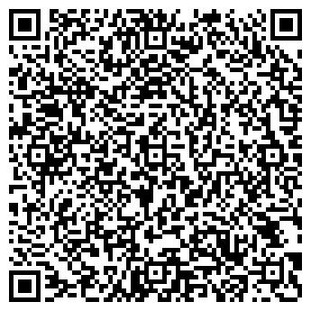 QR-код с контактной информацией организации ООО «Тонировкин»