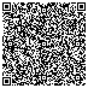 QR-код с контактной информацией организации АКСИОС-ДЖЕТ ПРОИЗВОДСТВЕННАЯ ФИРМА, ООО