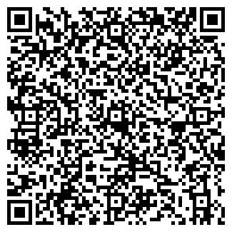 QR-код с контактной информацией организации ЧСУП «БАМ-СЕРВИС»