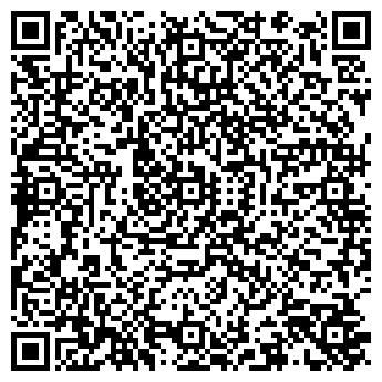 QR-код с контактной информацией организации Частное предприятие Kansai Astana