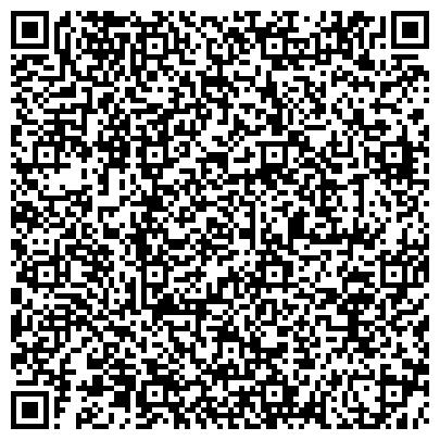 QR-код с контактной информацией организации Публичное акционерное общество Пусконаладочный филиал АО «КАЗЭЛЕКТРОМОНТАЖ»