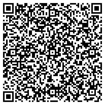 QR-код с контактной информацией организации ИП Бурпиева