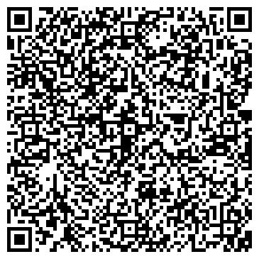 QR-код с контактной информацией организации Студия автокомфорта «ALLIGATOR»