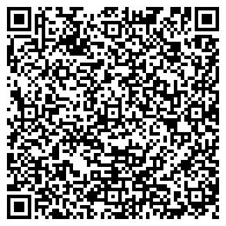 QR-код с контактной информацией организации ИП Домнин