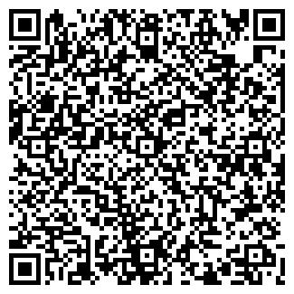 QR-код с контактной информацией организации Фаэтон