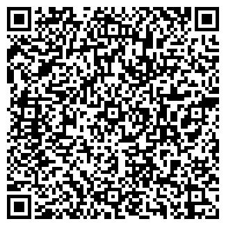 QR-код с контактной информацией организации ИП «БахРус»