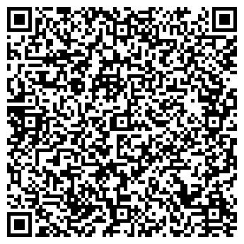 QR-код с контактной информацией организации Авторазборка RENAULT