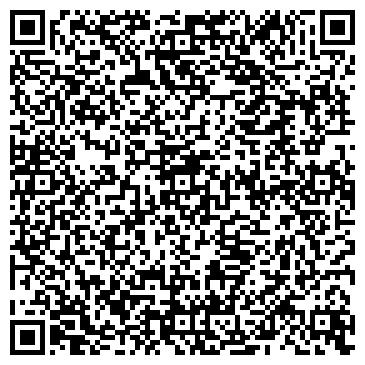 QR-код с контактной информацией организации ТОВ ВТК Єдельвейс