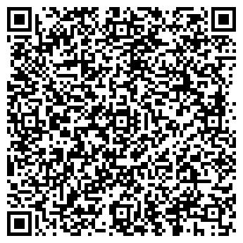 QR-код с контактной информацией организации TATAClub.com.ua, Частное предприятие