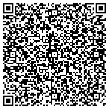 QR-код с контактной информацией организации AV TUNING