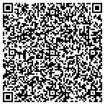 QR-код с контактной информацией организации Частное предприятие СТО SHELBY