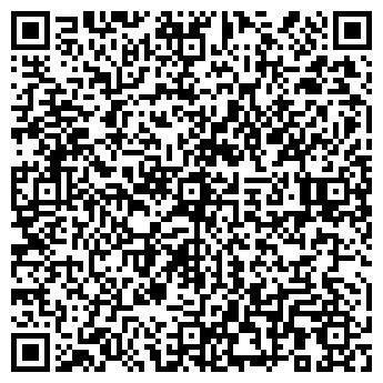 QR-код с контактной информацией организации A-GLAZE- avto-line