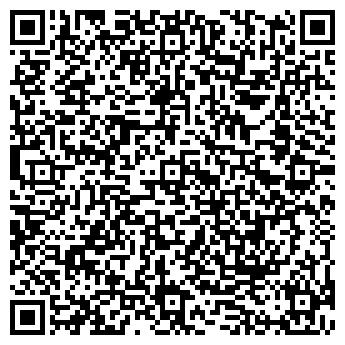 QR-код с контактной информацией организации OOO INVEST AUTO