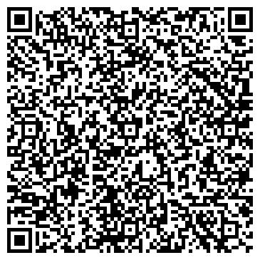 QR-код с контактной информацией организации Автокосметическая мастерская