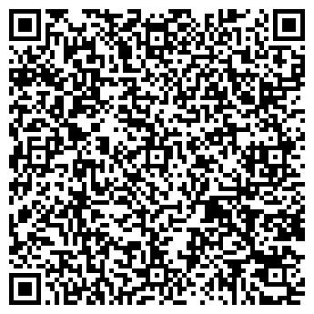QR-код с контактной информацией организации Компания Фортуна Авто