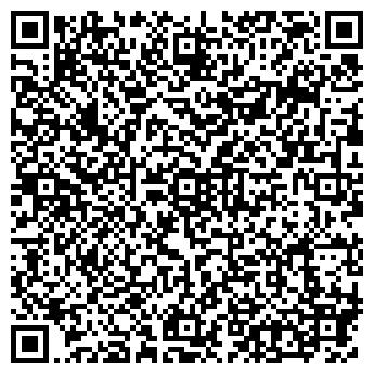 QR-код с контактной информацией организации ПЛАНЕТА-ПЛАСТ, ЗАО