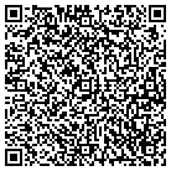 QR-код с контактной информацией организации Кооператив Теплосервис