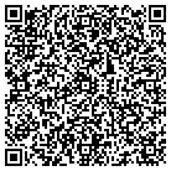 QR-код с контактной информацией организации Адам ТОВ