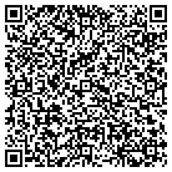 QR-код с контактной информацией организации ТК «МАНИТУ»