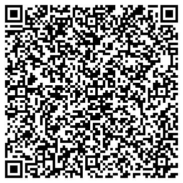 QR-код с контактной информацией организации Субъект предпринимательской деятельности автосервис, авто- мото, сто LVS SERVIS