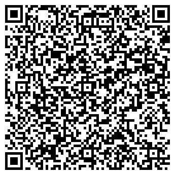 QR-код с контактной информацией организации ЧП Фоменков