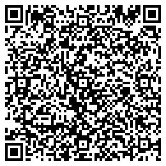 QR-код с контактной информацией организации Скайн