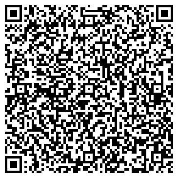 QR-код с контактной информацией организации α-Service