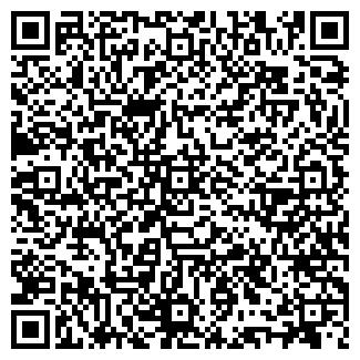 QR-код с контактной информацией организации ЧП АЛЛЮР