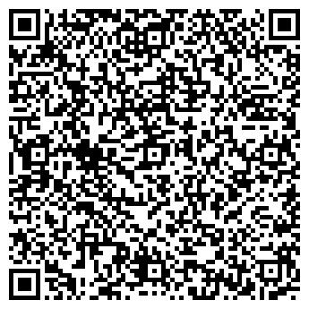 QR-код с контактной информацией организации ABC сейф, ЧП
