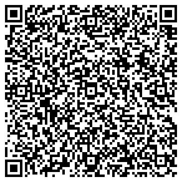 QR-код с контактной информацией организации Автопленка