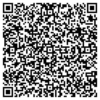 QR-код с контактной информацией организации Автоткани