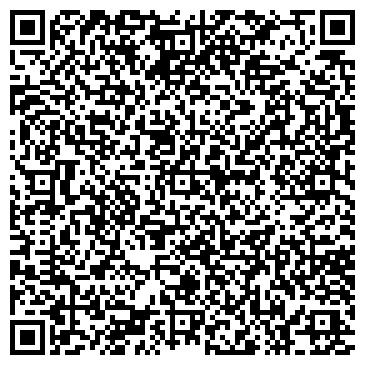 QR-код с контактной информацией организации Установочный центр Custom style