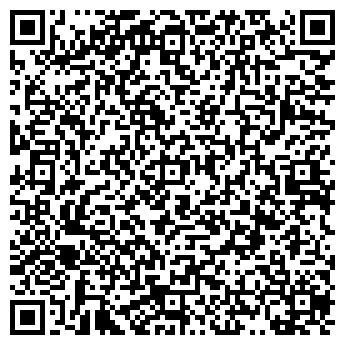 QR-код с контактной информацией организации Central Garage