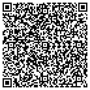 QR-код с контактной информацией организации Кнопки, ЧП