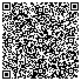 QR-код с контактной информацией организации Кузовпром