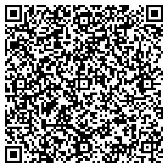 QR-код с контактной информацией организации Симфония Огня