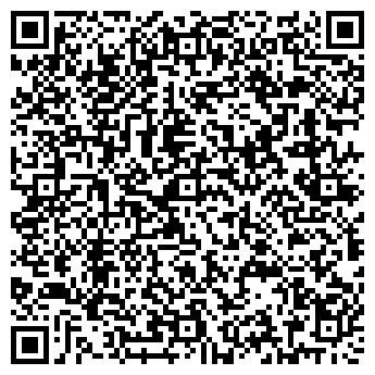 QR-код с контактной информацией организации ИННОВА СЕРВИС