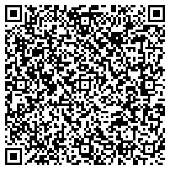 QR-код с контактной информацией организации СТО SsangYong