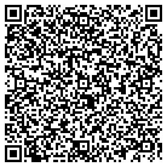 QR-код с контактной информацией организации ООО «Крокус ЛТД»